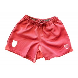 Rugby Shorts Maroon