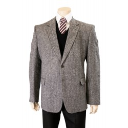 Boys Grey School Blazer